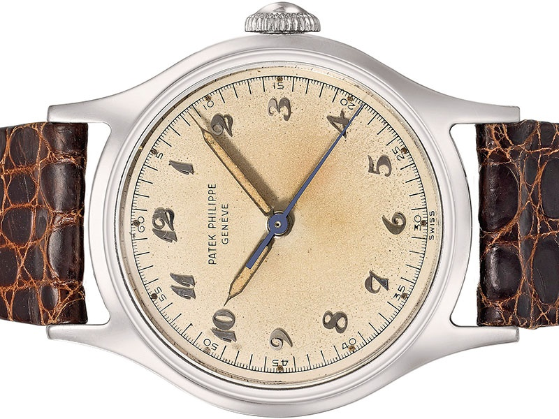 """The company understands the value of treasured watches being passed down through family lines, and in the 90s came up with the slogan, """"You never truly own a Patek Philippe. You merely look after it for the next generation."""""""