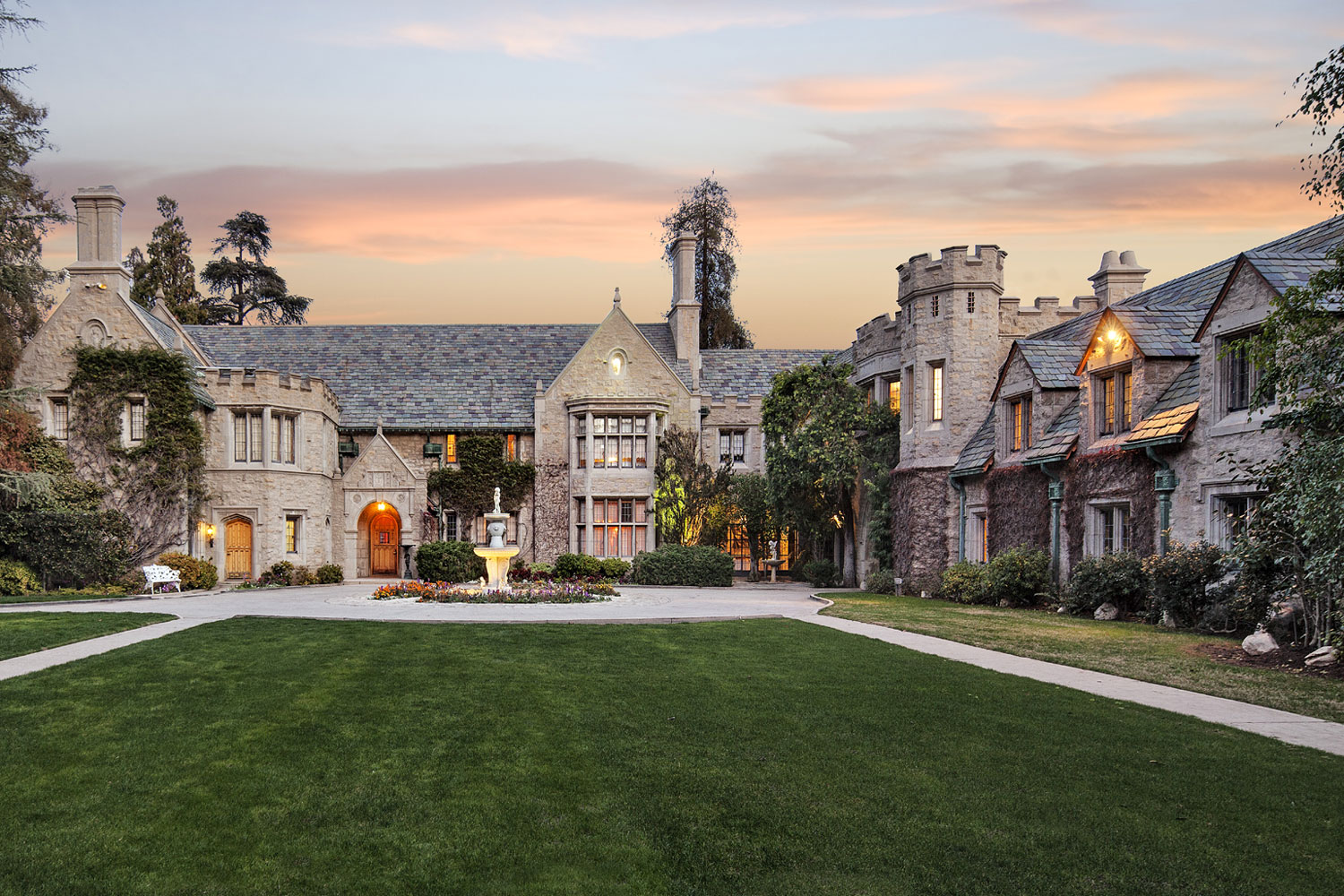 The Playboy Mansion, Los Angeles, California