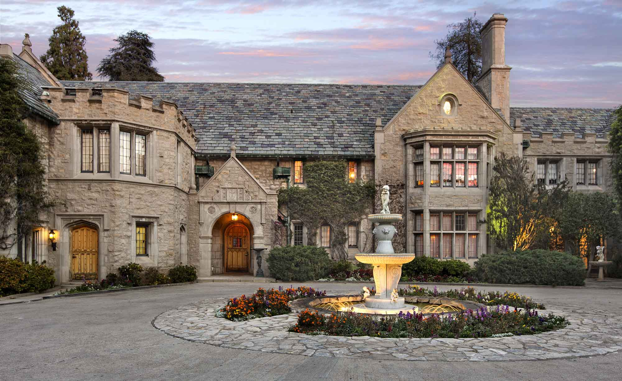 The Playboy Mansion, Holmby Hills, California