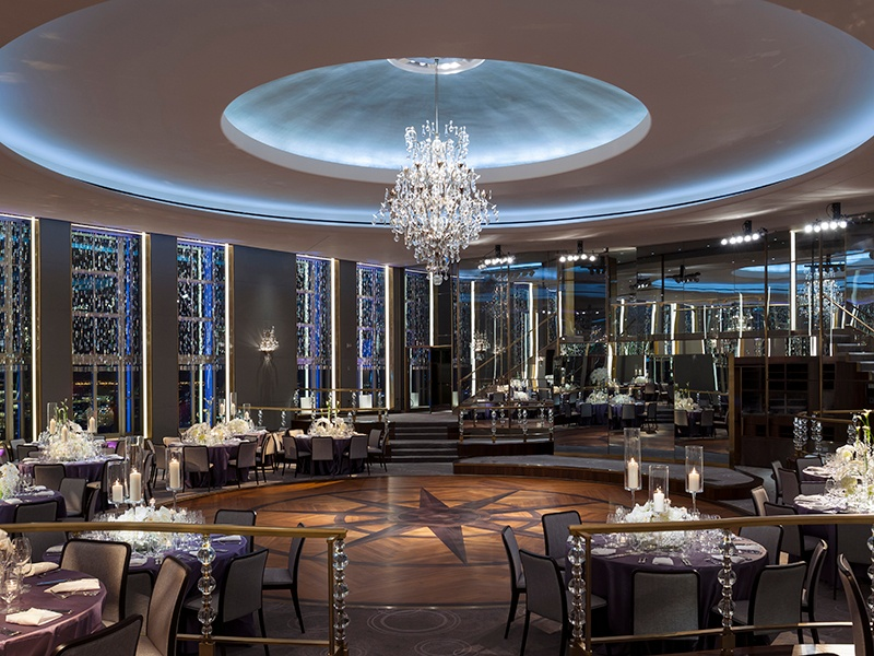 The Rainbow Room, New York, New York