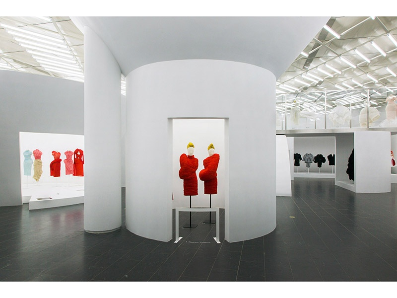 "Rei Kawakubo's ""Absence/Presence."" Photograph: ©The Metropolitan Museum of Art"