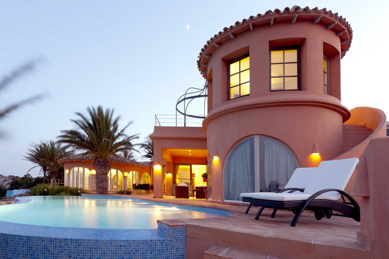 <b>Javea, Spain</b><br/><i>6 Bedrooms, 6,522 sq. ft.</i><br/>Mediterranean villa close to the beach