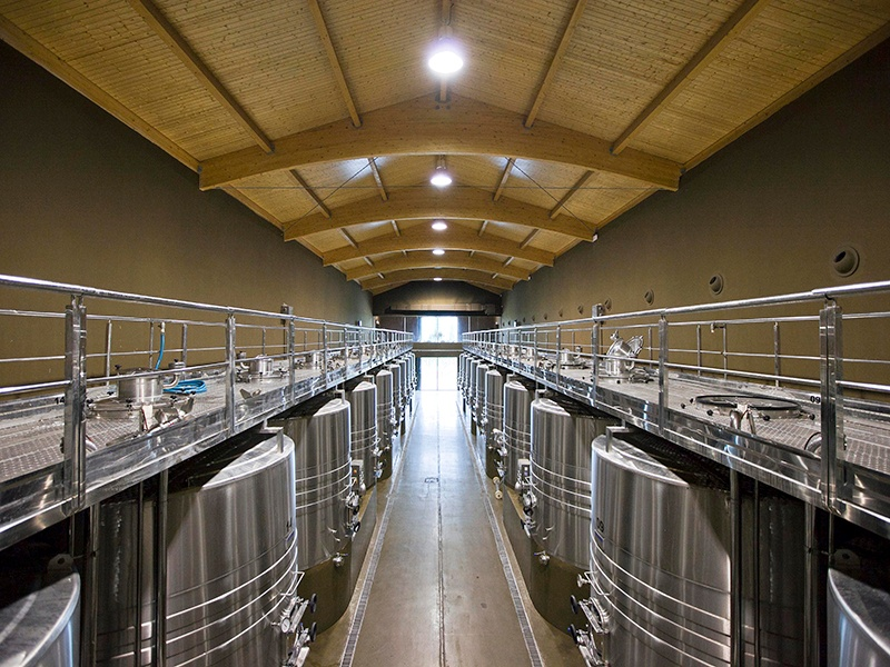 Contemporary production methods are a feature of this winery in Rioja, on the market with Rimontgó, an affiliate of Christie's International Real Estate.