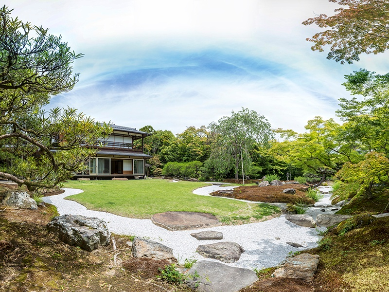 Ryujindo is a 100-year-old historic home, and would make a perfect second residence in Kyoto. On the market with Japan Capital Realty Inc., the exclusive affiliate of Christie's International Real Estate in Japan.