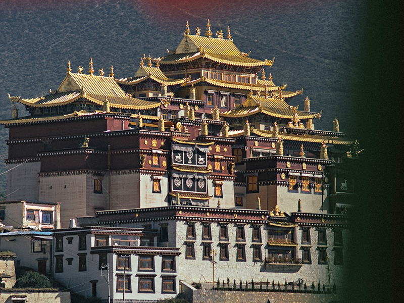 The idyllic Shangri-La region of China, where Ao Yun is based, is located where Tibet, Sichuan, and Yunnan meet. Photograph: Juan Hitters.