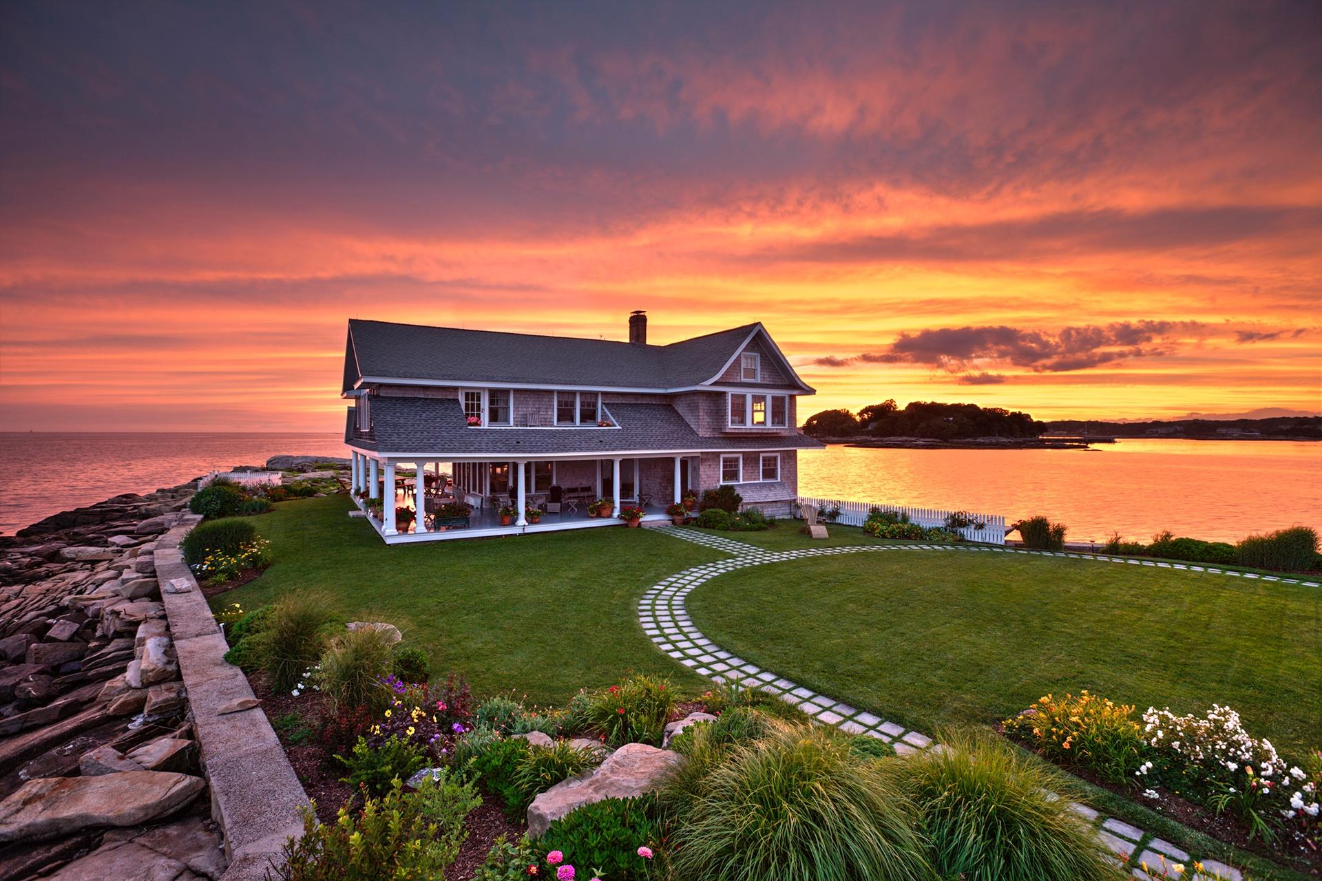 Potato Island, Branford, Connecticut