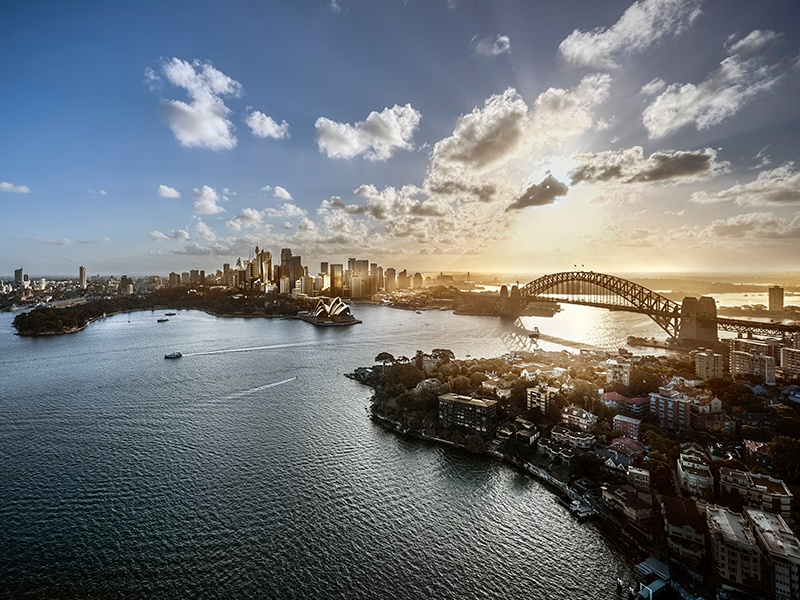 Sydney is among the world's healthiest cities, while Australia as a whole enjoys one of the world's highest life expectancies, at 82.2 years. Photograph: Getty Images