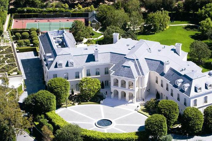 The Manor, Los Angeles, California<br><i>List Price: $200,000,000</i>