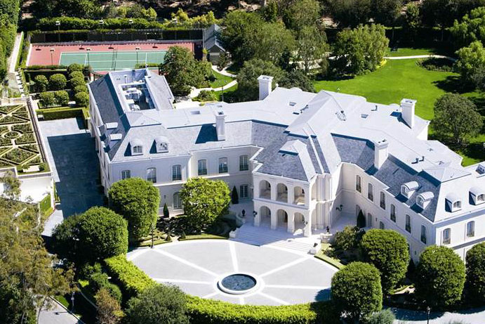 The Manor, Los Angeles, California<br><i>List Price: $200,000,000</i>