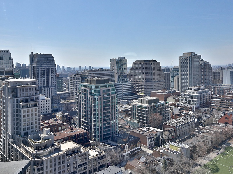 Panoramic views are just some of the highlights of 88 Davenport Road, being marketed by Christie's International Real Estate affiliate Chestnut Park.