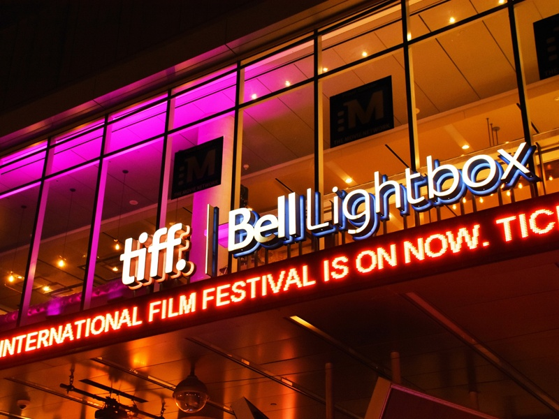 Guided tours of the TIFF Lightbox offer an insight into the architecture, history, and functionality of the state-of-the-art building.