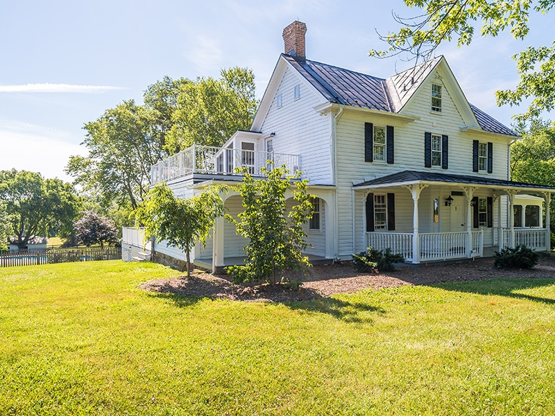 Tamworth Farm in Virginia is a historical property strategically located between Leesburg and Gilberts Corner and close to Washington Dulles International Airport.