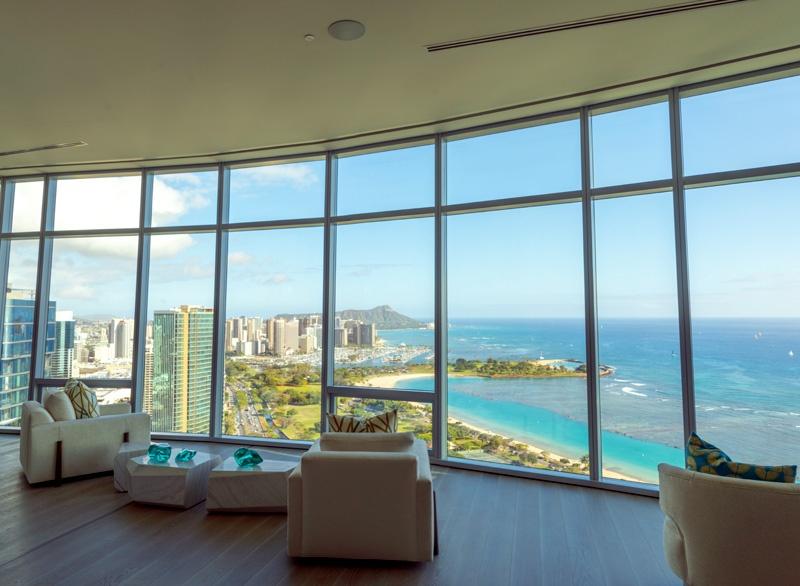 Waiea-Penthouse Honolulu
