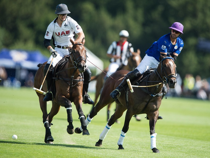 The culmination of 40-plus high-octane matches, the final of the 2016 Jaeger-LeCoultre Gold Cup takes place on Sunday, July 17. The Gold Cup is the premier polo tournament in the world at 22-goal (high goal) level.