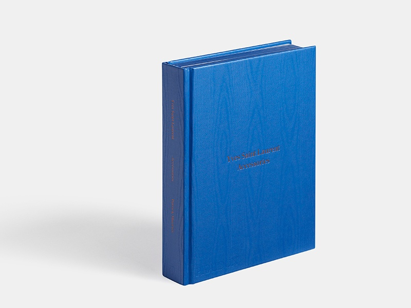 <i>Yves Saint Laurent: Accessories</i>, by French fashion writer and editor Patrick Mauriès, is published by Phaidon Press.