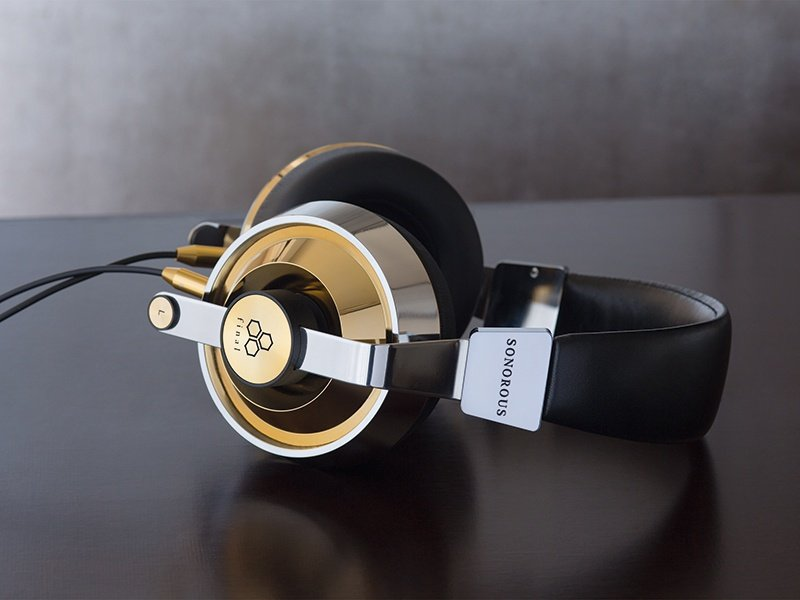 Final Audio Design's Sonorous X headphones are designed to deliver the ultimate in sound quality.