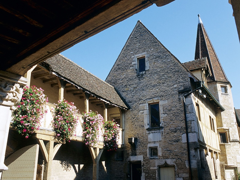 The Burgundy Wine Museum traces the history of the region's wine production from ancient times through to the 20th century. Photograph: Alamy