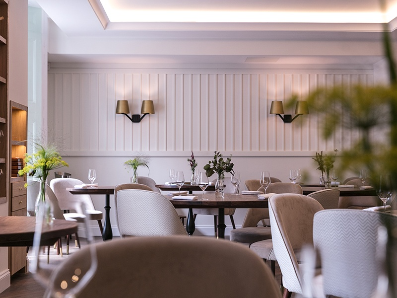 Chef Clare Smyth seeks to make fine dining less of a formal affair with Core in London's Notting Hill.
