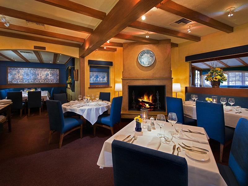An Open Table top 100 in America in 2016, Mille Fleurs in Rancho Santa Fe offers elegant European cuisine in impeccable surroundings.