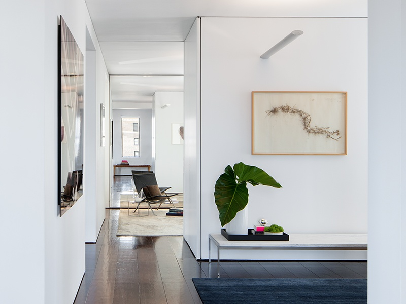 Where natural light is scarce, Gabellini Sheppard Associates suggests using ambient lighting to create highs and lows. Photograph: Paul Warchol