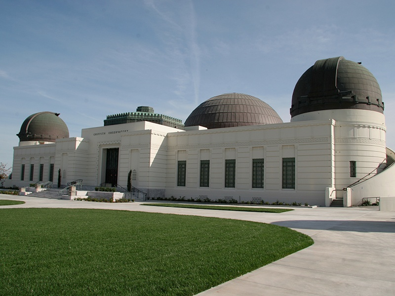 Featured in a variety of films, from <i>Rebel Without a Cause</i> to <i>La La Land</i>, Griffith Observatory is an LA icon.