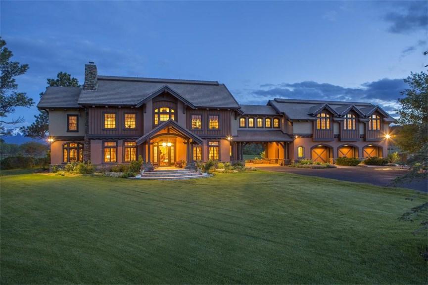 Luxury Ranch in Colorado