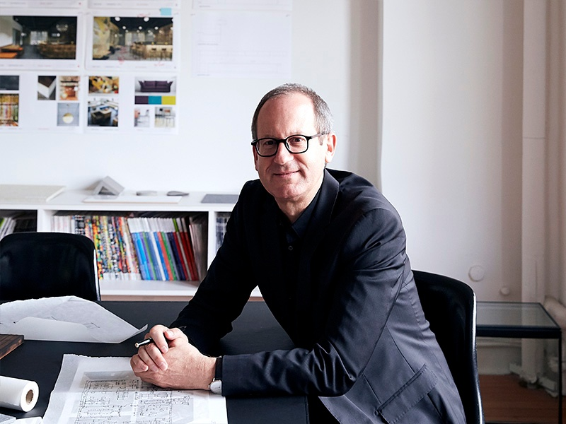 """Mark Jensen, founder of Jensen Architects, suggests clients provide a written brief. """"You can talk about things, but when sitting down and writing, the mind goes to places that it might not otherwise go."""" Photograph: Jen Siska. Banner image: The Turner Residence, near San Francisco, designed by Jensen Architects. Photograph: Mariko Reed"""