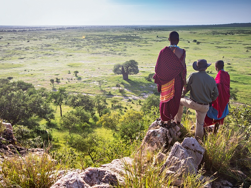 Micato Safaris has introduced intrepid travelers to Maasai warriors in Africa.