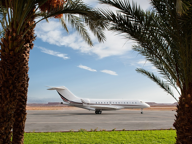 NetJets operates some 700 aircraft worldwide, meaning clients have access to a jet whenever—and wherever—they need one.