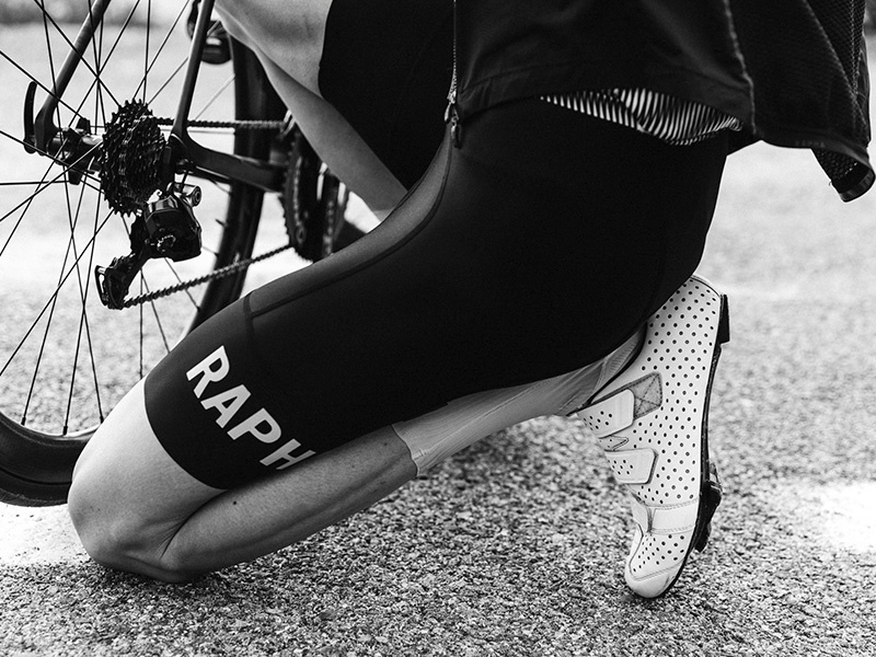 Equipped to withstand bad weather but still breathable, Rapha's Pro Team Shadow Bib Shorts are designed to be worn during days when it could be rainy, windy, or sunny—or a combination of all three.