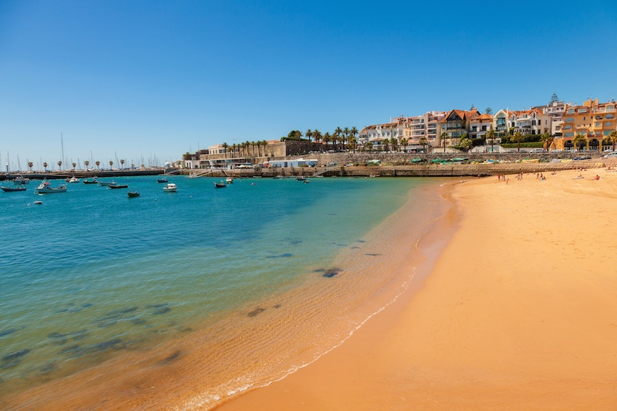 Cascais is the go-to summer resort for locals in the know, offering a sophisticated blend of seafood, shopping, and diverse beaches.