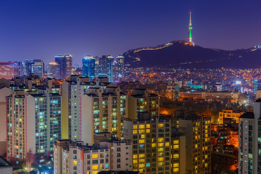 Vibrant Seoul, South Korea, is an ancient city that has recently emerged as one of the most technologically advanced in the world