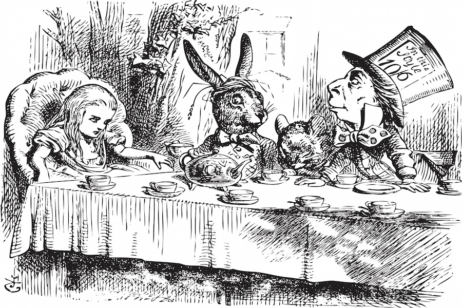 First published in 1865, Lewis Carroll's classic Alice's Adventures in Wonderland brought the wit and whimsy of a fantasy novel into a cozy domestic context of tea parties and genteel games of croquet. A very rare first edition of Carroll's beloved tale is the sole lot in Christie's June 16 sale in New York City.