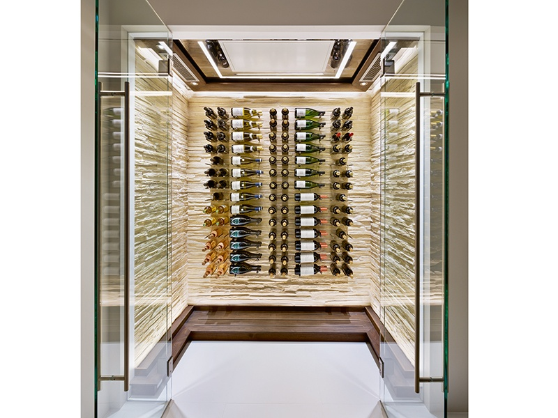 """As well as its eponymous cellars, Spiral Cellars also produces handcrafted wine """"galleries."""""""