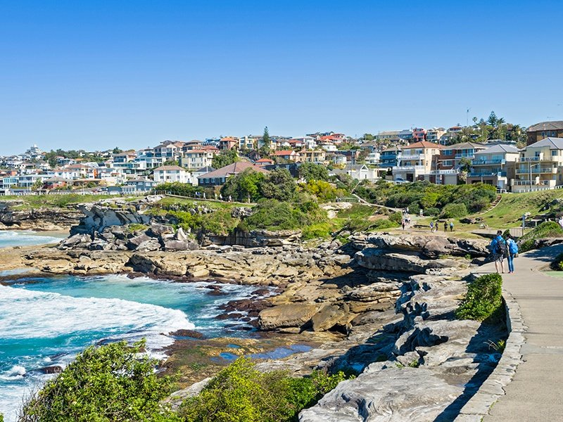 Sydney has an enviable location, with some of the world's best beaches on its doorstep, and impressive parks. Photograph: Getty Images