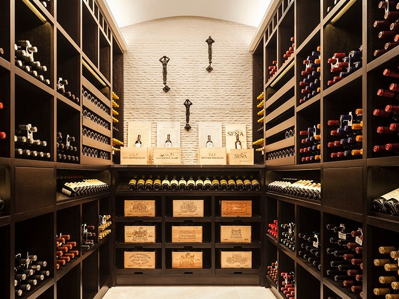 Wine by Designu0027s cellars are all bespoke. Racking is handcrafted out of hardwood steel & BEST CELLARS: HOW to STORE YOUR WINE COLLECTION | Special Properties