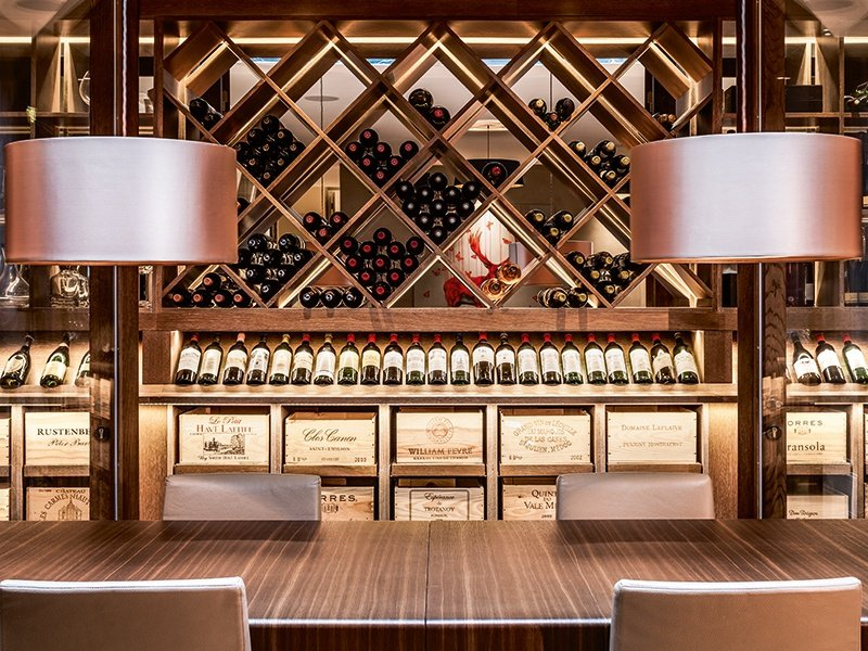 A specialist in bespoke wine storage, the UK's Wine by Design combines old-world English craftsmanship with sophisticated new-world know-how to create custom solutions for its clients.