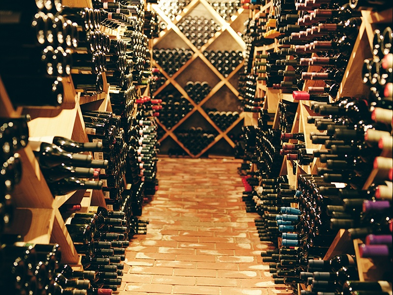 Off-site wine storage is an option for collectors running out of space in their & How to Store Your Wine Collection Like an Expert