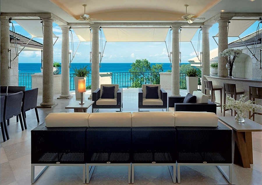 Arguably the most luxurious property ever built on Barbados, One Sandy Lane features residences designed with indoor-outdoor living in mind.