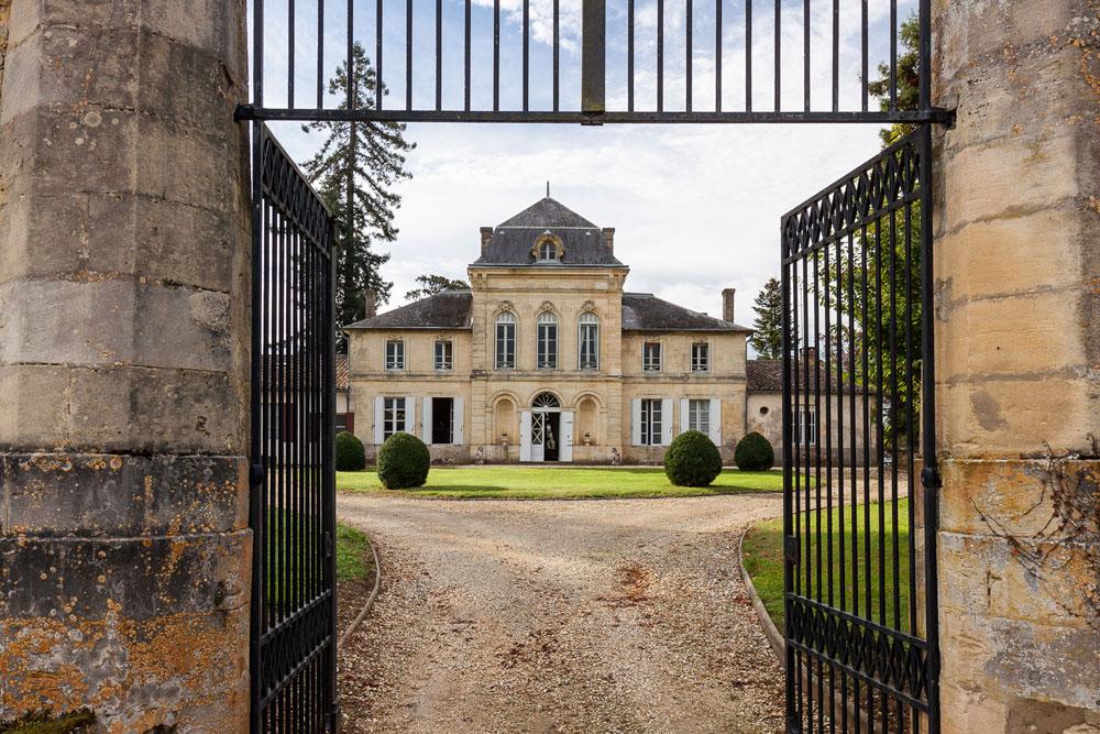 Bordeaux Vineyard, France