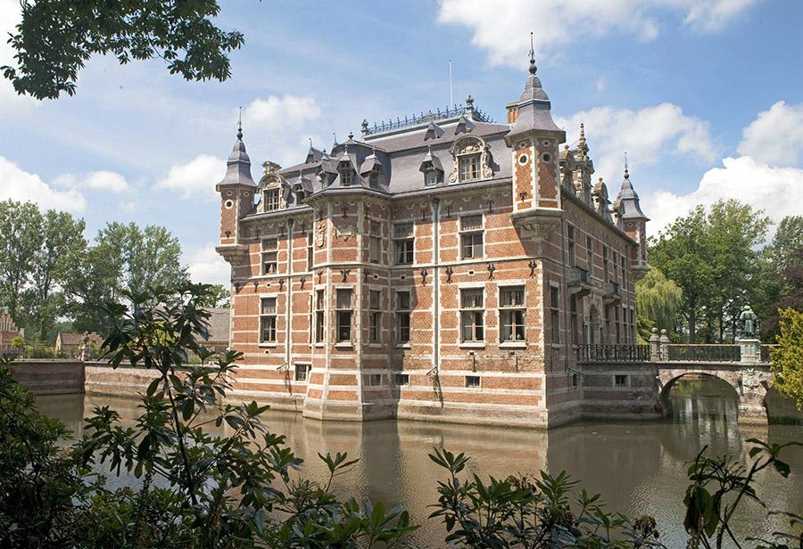 Castle Gestelhof is one of the most desired luxury properties of Belgium.