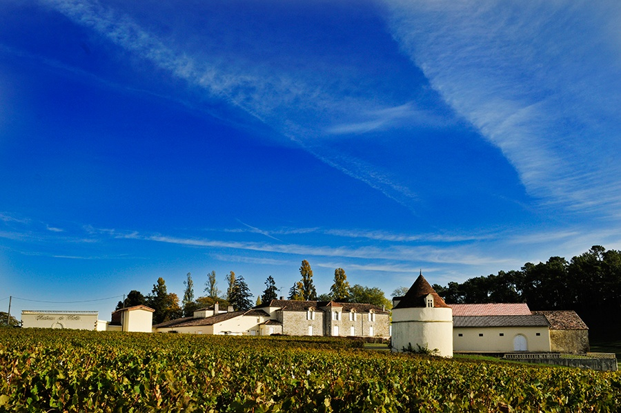 With history dating back to the 13th century, this centrally located chateau offers easy access to the region's nearby wine country, best explored by bike.