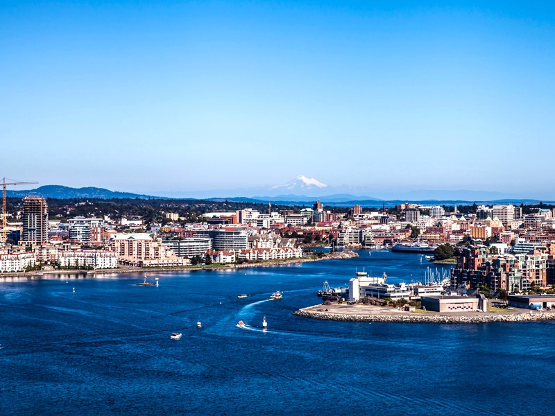With a population of around 350,000, Greater Victoria has always been an attractive city for those seeking a quieter pace, value for money and an excellent offering of private schools.