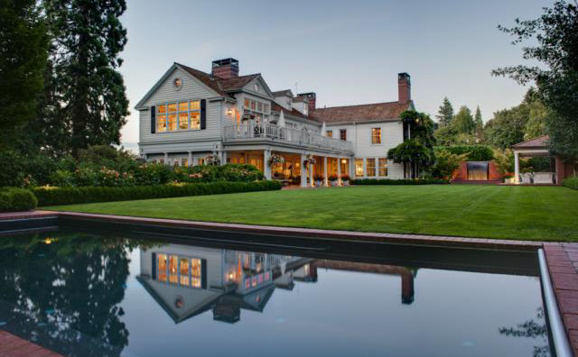 <b>5 Bedrooms, 9,168 sq. ft.</b><br/>Grand 1.4-acre estate in Portland Heights