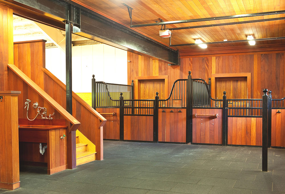 This custom equestrian property was built with thought and attention to detail for the horse enthusiast.