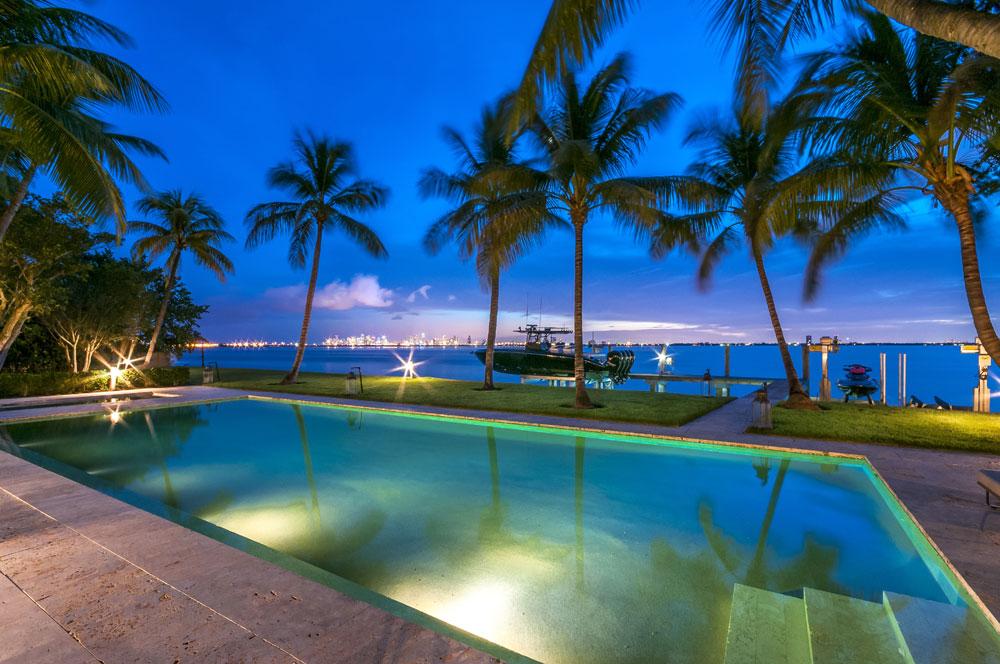 Miami Beach Estate, Miami, Florida