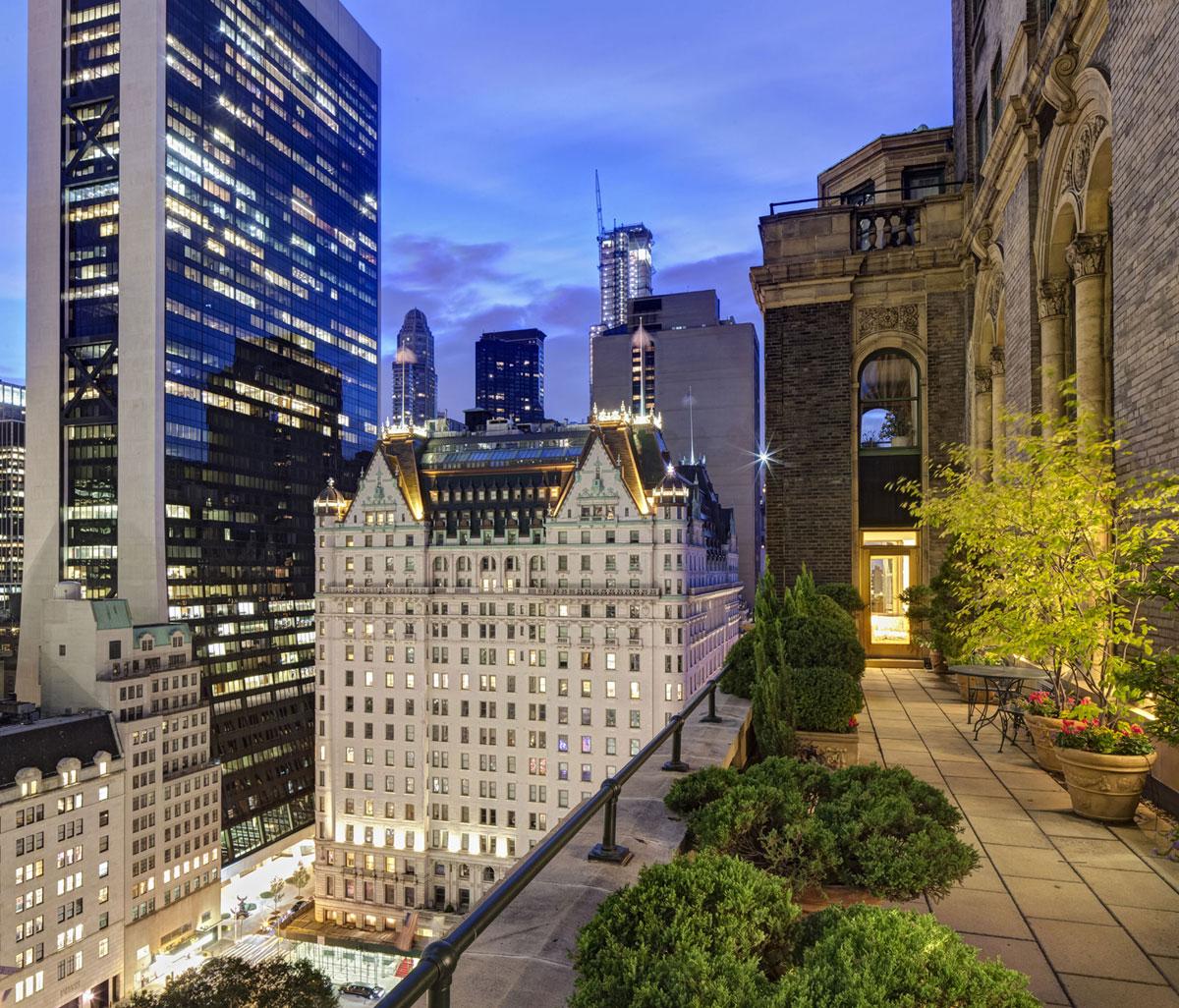 Fifth Avenue Penthouse, New York, New York