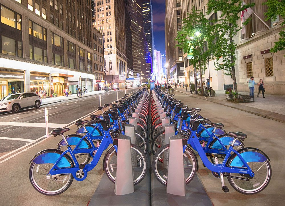 The Citi Bike system has thousands of New Yorkers riding to work, and exploring the city's parks and waterfronts on two wheels.