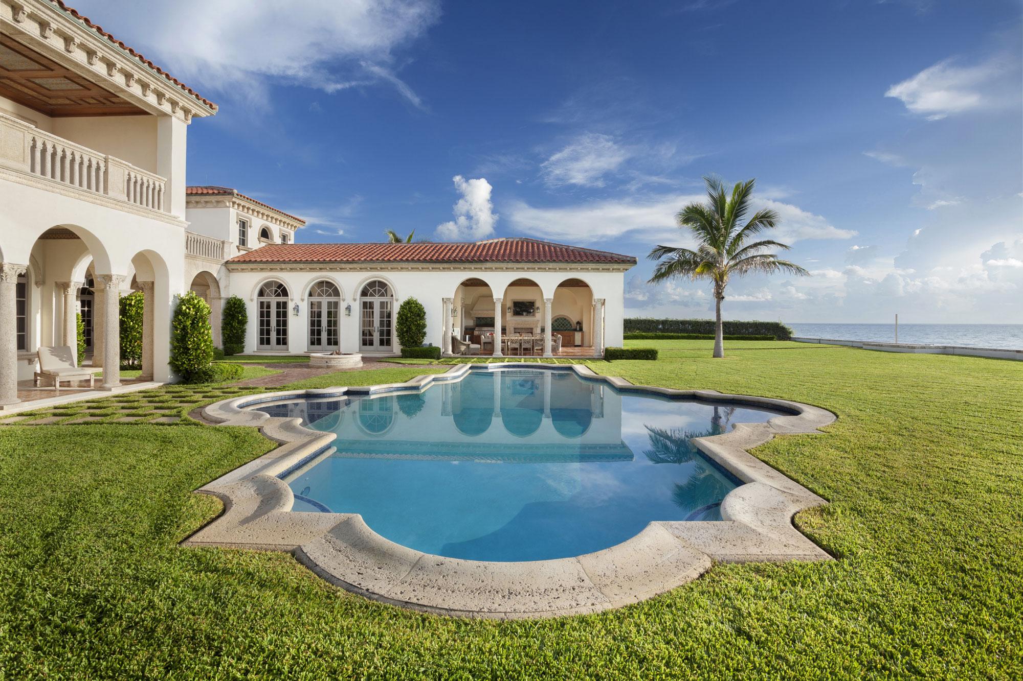 Palatial Ocean-to-Intracoastal Estate - Florida
