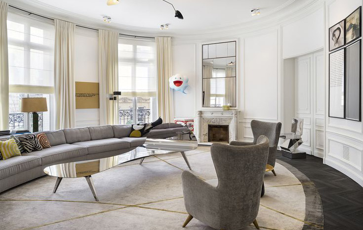 The luxury property market in Paris is seeing an uptick in interest from American buyers thanks to the strong US dollar